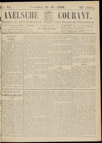 Axelsche Courant 1909-05-26
