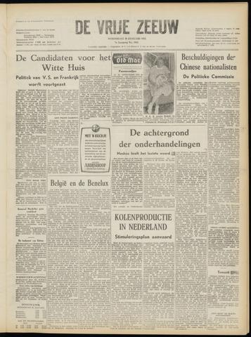 de Vrije Zeeuw 1952-01-30