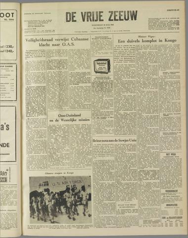 de Vrije Zeeuw 1960-07-20