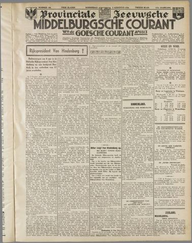Middelburgsche Courant 1934-08-02