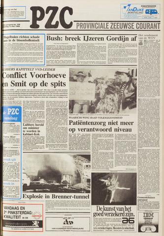 Provinciale Zeeuwse Courant 1989-05-13
