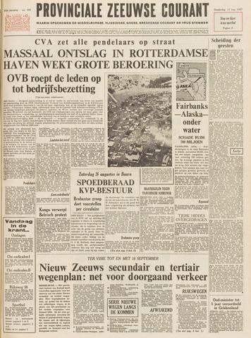 Provinciale Zeeuwse Courant 1967-08-17