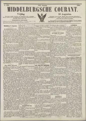 Middelburgsche Courant 1901-08-16