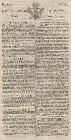 Middelburgsche Courant 1764-09-04