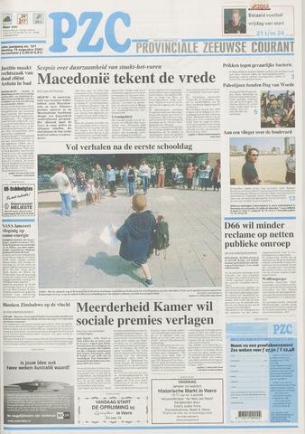 Provinciale Zeeuwse Courant 2001-08-14