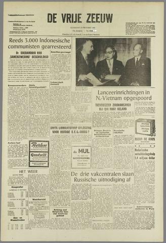 de Vrije Zeeuw 1965-10-23