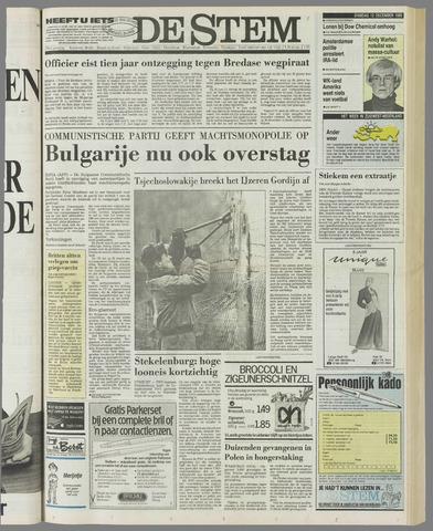 de Stem 1989-12-12