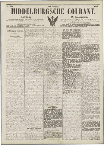 Middelburgsche Courant 1901-11-23
