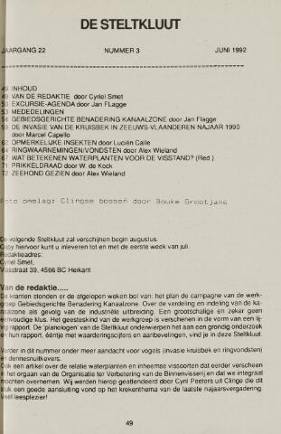 de Steltkluut 1992-06-01