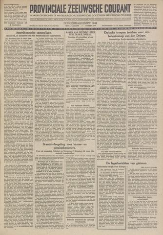 Provinciale Zeeuwse Courant 1941-09-18