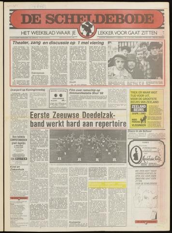 Scheldebode 1984-04-25