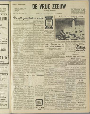 de Vrije Zeeuw 1961-01-07