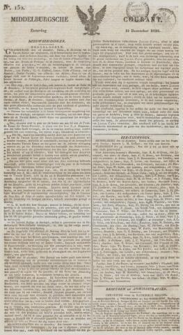 Middelburgsche Courant 1829-12-19