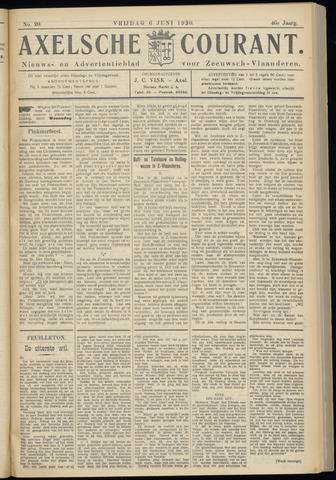 Axelsche Courant 1930-06-06