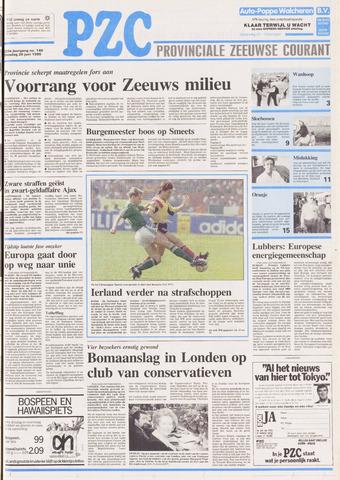 Provinciale Zeeuwse Courant 1990-06-26
