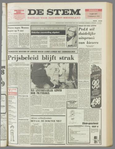 de Stem 1977-04-05