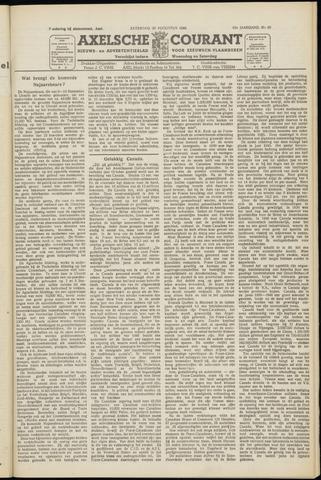 Axelsche Courant 1949-08-20
