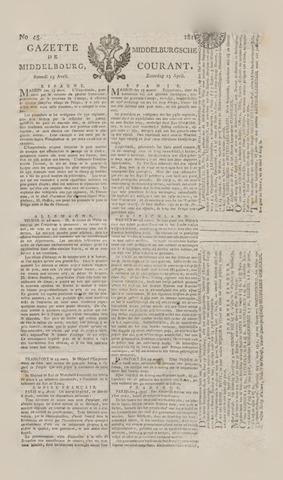 Middelburgsche Courant 1811-04-13