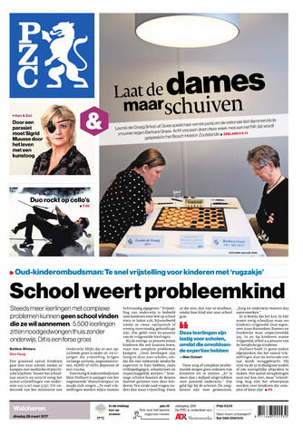 Provinciale Zeeuwse Courant 2017-03-28