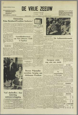 de Vrije Zeeuw 1963-05-29