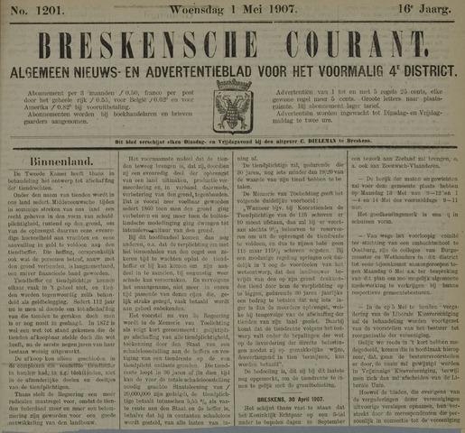 Breskensche Courant 1907-05-01
