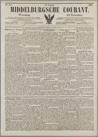 Middelburgsche Courant 1897-11-24