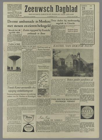 Zeeuwsch Dagblad 1958-06-21