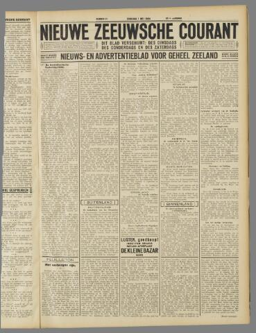 Nieuwe Zeeuwsche Courant 1934-05-01