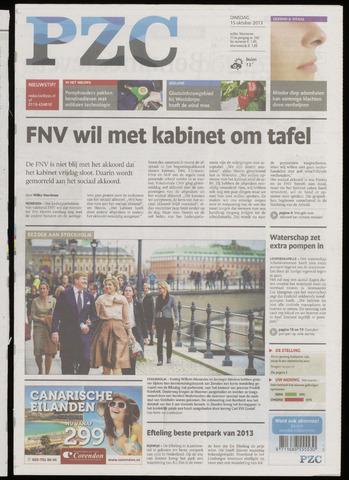 Provinciale Zeeuwse Courant 2013-10-15
