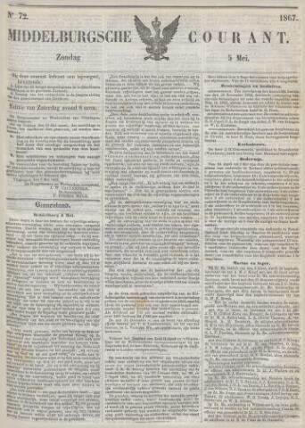 Middelburgsche Courant 1867-05-05
