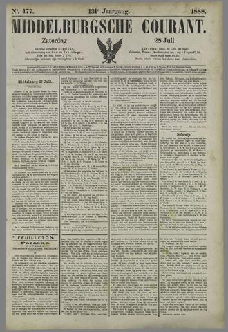 Middelburgsche Courant 1888-07-28