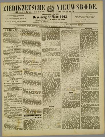 Zierikzeesche Nieuwsbode 1902-03-27