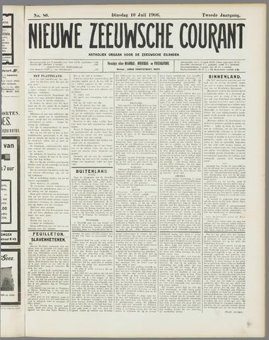 Nieuwe Zeeuwsche Courant 1906-07-10