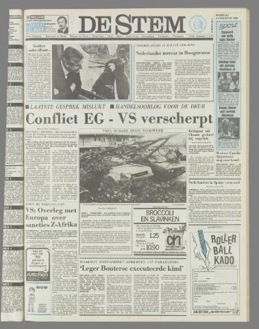 de Stem 1986-08-04