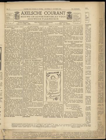 Axelsche Courant 1945-10-27