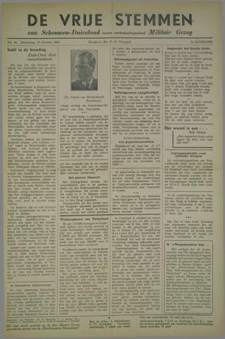 Zierikzeesche Nieuwsbode 1945-10-18