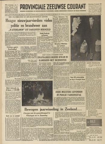 Provinciale Zeeuwse Courant 1960-01-02
