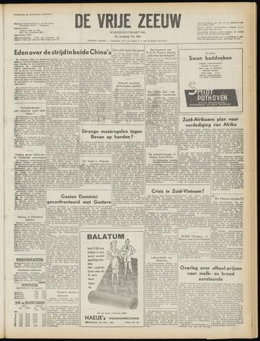 de Vrije Zeeuw 1955-03-09