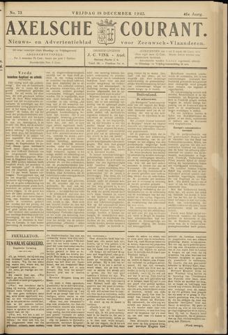Axelsche Courant 1925-12-18