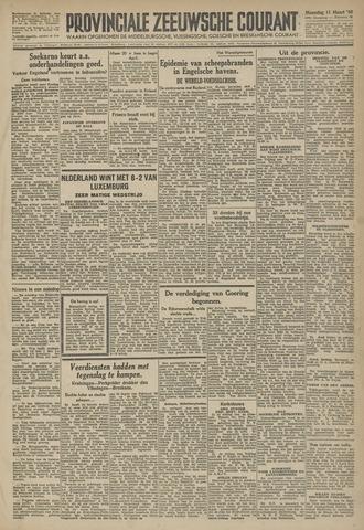 Provinciale Zeeuwse Courant 1946-03-11