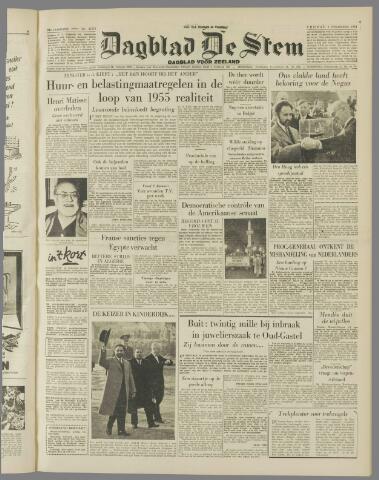 de Stem 1954-11-05