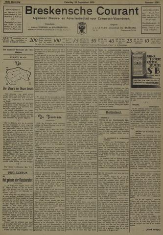 Breskensche Courant 1930-09-20