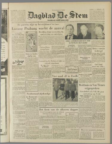 de Stem 1954-02-05