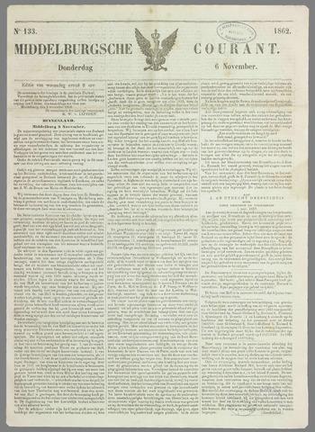 Middelburgsche Courant 1862-11-06