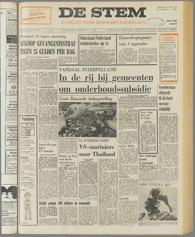 de Stem 1975-05-14