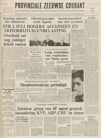 Provinciale Zeeuwse Courant 1969-01-08