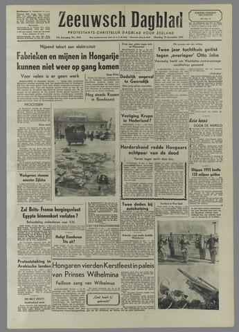 Zeeuwsch Dagblad 1956-12-18