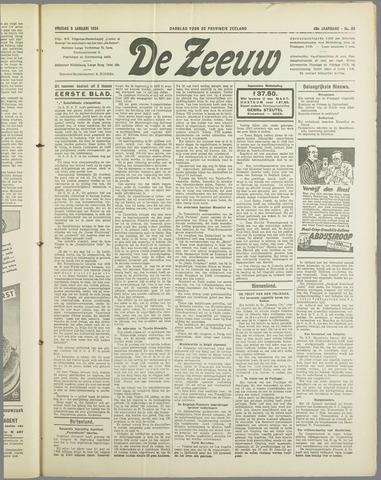 De Zeeuw. Christelijk-historisch nieuwsblad voor Zeeland 1934-01-05
