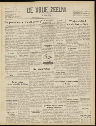de Vrije Zeeuw 1954-05-19