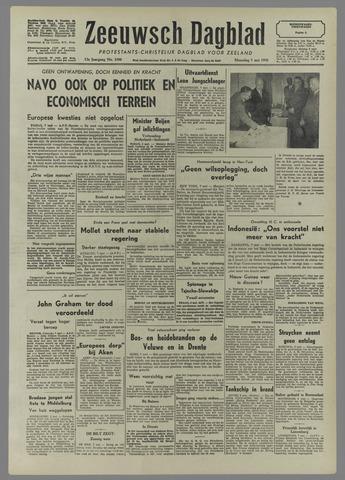 Zeeuwsch Dagblad 1956-05-07